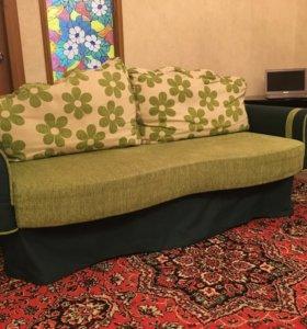 Детский диван-качалка
