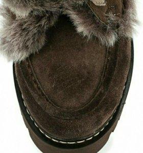 Ботинки зимние vitacci