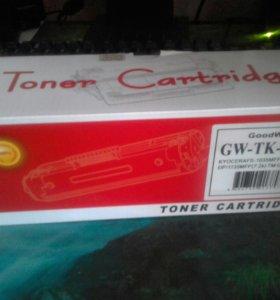 Toner cartridge Kyocera- Mita TK -1140 чёрный