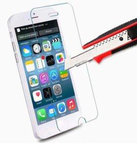 Закаленное стекло для iPhone 5 5s 6 6s 7