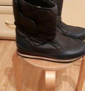 Обувь дутики
