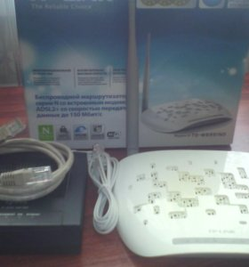 TP-LINK The Reliable Choice  и ZyXEL P-600 series
