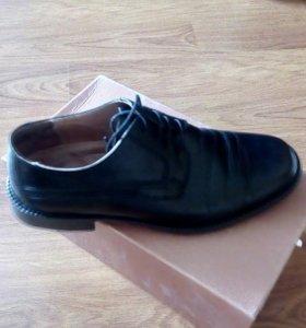Туфли мужские р-р40
