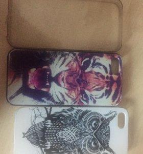 Бамперы на iPhone 5/5S