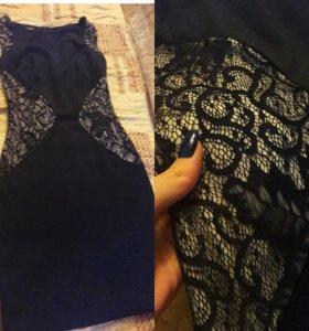 Платья в отличном состоянии размер 44-46