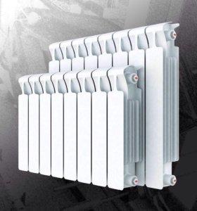 Радиаторы Rifar Monolit (Рифар Монолит ) 500