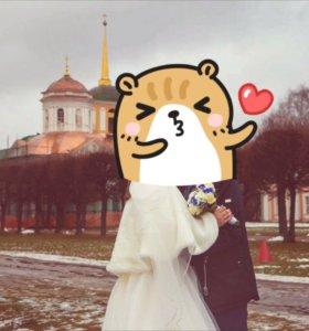 Полушубок на свадьбу