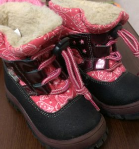 Зимние ботинки Скороход