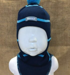 Демисезонный шлем шапка Beezy аналог Kivat