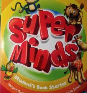 Учебник Super Minds Starter