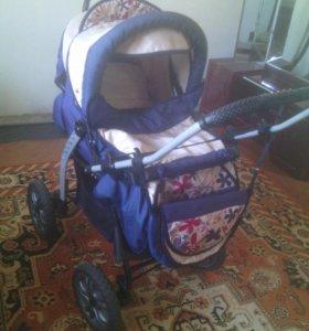 б/у детская коляска