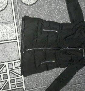 куртка демисезоная для беременых