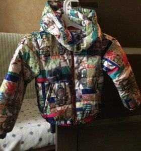 Новые куртки весна/осень