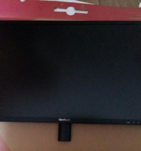 Монитор для пк viewsonic vx2409 Full HD, 75гц