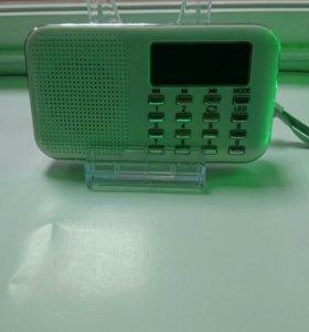 Радио,мп3,флешка