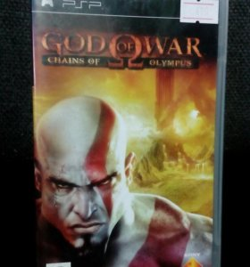 God of War: Chaos Olympus на PSP