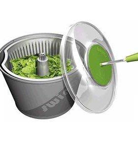 Продам центрифугу для сушки зелени , новая. Matfer