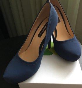 Женские туфли, 37 размер