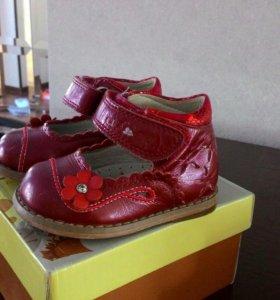 Первые туфельки для принцессы