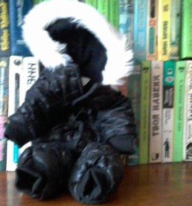 Змний костюм(Для собаки Еркширского теръера)