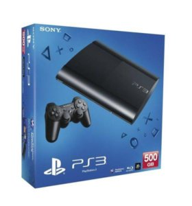 Sony PlayStation 3 500 Gb