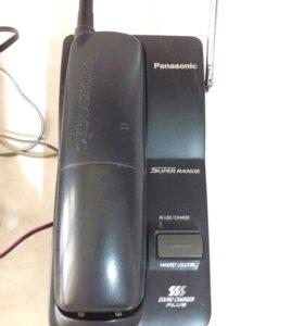Радио-телефон. Panasonjc
