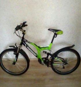 Велосипед скоростной