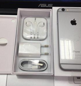 iPhone 6 16Gb Space Gray Новый, Оригинальный