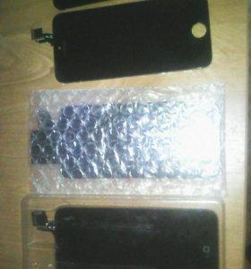 Модули iphone 5, 5c, 5s, 6, 6+, 6s,6s+, 7, 7+.