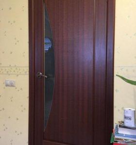 Дверь межкомнатная ( шпон)