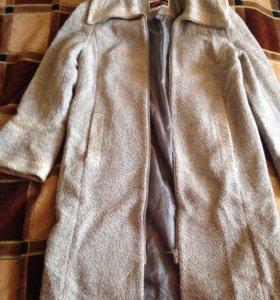 Пальто демосезонное