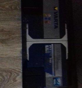 Аккумулятор 80Ач