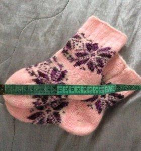 Новые шерстяные носки!