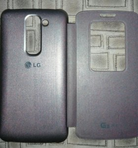 Родной чехол на LG G2 mini