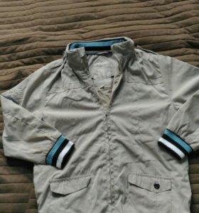 Куртка ветровка Kanz 128 р