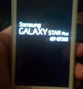 Samsung GALAXY STAR плюс