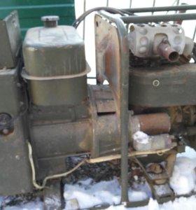 Армейский генератор аб-4-Т/230-М1