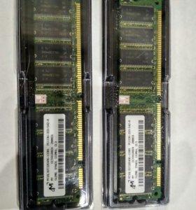 Память SDRAM DIMM