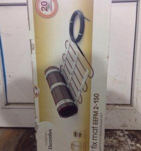 Тёплые полы Electrolux под плитку