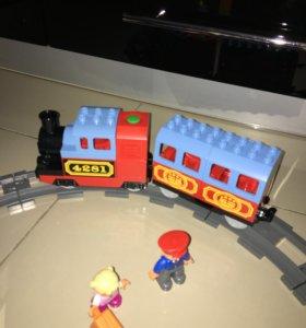 Конструктор lego duplo 10507 Лего Мой первый поезд