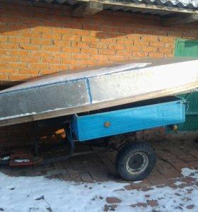 Алюминевая лодка
