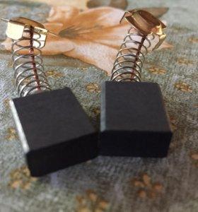 Щётки электроугольные
