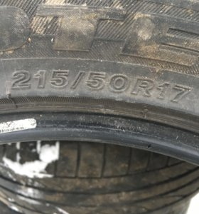 Резина летняя Bridgestone Potenza r17