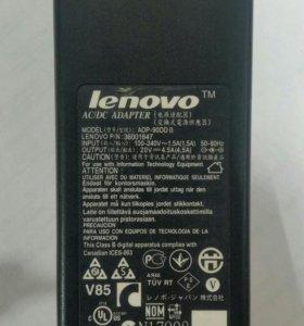 Блок питания Lenovo 20v