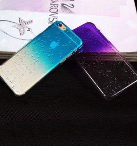 Чехлы пластик iPhone