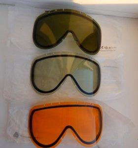 Фильтры на горнолыжные очки Uvex
