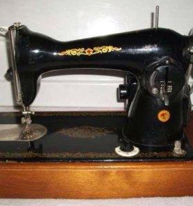 Советская швейная машина