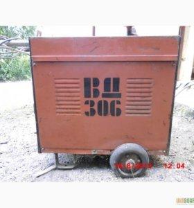 Сварочный выпрямитель ВД 306 сделан в СССР