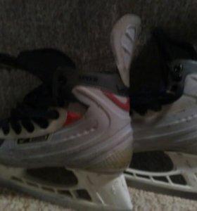 Коньки хоккейные Bauer speed