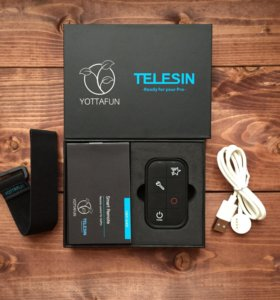Пульт TELESIN для GoPro 5 4 3
